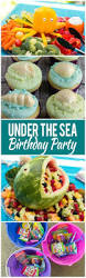 mermaid birthday party under the sea birthday party dinner at