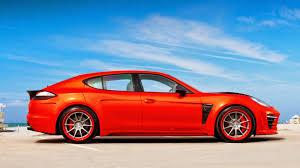 porsche panamera matte red 2014 porsche panamera stingray gtr concept sport car design