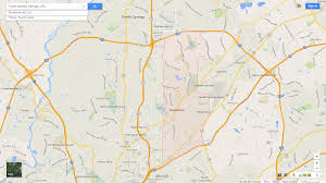 Map Georgia Usa by North Atlanta Georgia Map