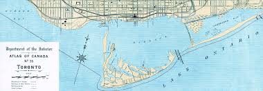Map Toronto Canada by File 1906 Toronto Harbour Map Png Wikimedia Commons