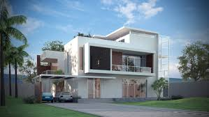 3d models luxury contemporary house cgtrader