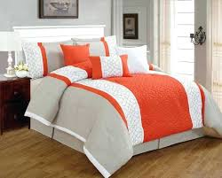 Burnt Orange Comforter King Burnt Orange Duvet Covers U2013 De Arrest Me
