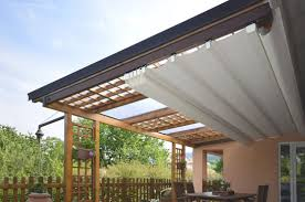 Pergola Shade Covers by Sliding Pergola Cover Med 100 Gibus Spa
