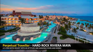 hard rock riviera maya review youtube