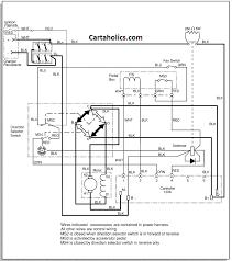 ezgo txt wiring diagram electric series cartaholics golf cart forum
