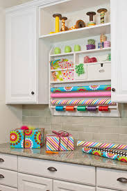 wrapping station ideas gorgeous and brilliant organization ideas