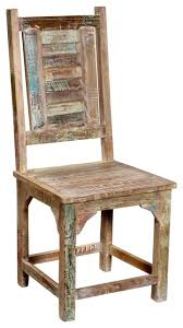 Reclaimed Dining Chairs Rustic Contemporary Chairs Dining Reclaimed With Regard To