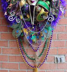 mardi gras boas girl s wreaths where the difference is in the details