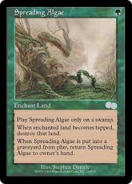 algar owner spreading algae urza s saga regular singles magic the