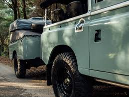 land rover truck 2016 featured vehicle 1982 land rover series iii with adventure
