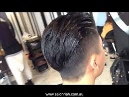 back images of men s haircuts men s classic all back hairstyle hair cuts pinterest hair
