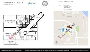 san marco place floor plans riverplace realty