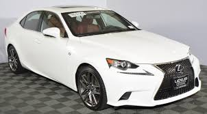 lexus is350 f sport for sale white lexus is 350 for sale used cars on buysellsearch
