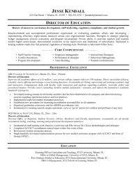 Teachers Resume Format Resume Examples Of Education Augustais