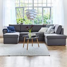 Sofa Bed Canada Havdrup Dual Chaise Dark Grey Sofas Jysk Canada