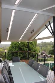 Insulated Patio Roof by Patio Covers Sydney Insulated Roofing Patios Pergolas Carports