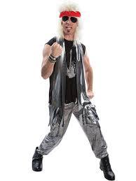 punk rock halloween costume ideas mens 1970s 1980s glam rockstar rocker punk new fancy dress