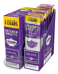 swisher sweets line thompson cigar