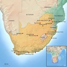 africa map kalahari south africa kalahari