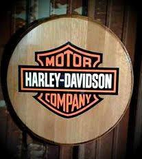 bourbon sign harley davidson bourbon whiskey barrel sign top mattingly sign