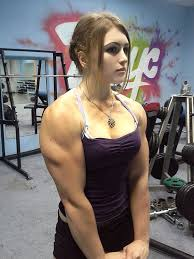Muscle Woman Meme - a 17 year old russian powerlifter with a doll like face 11 pics