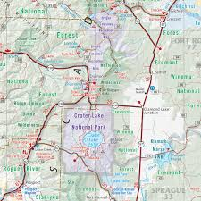 Oregon State Road Map by Oregon Solar Eclipse Wall Map U2014 Benchmark Maps