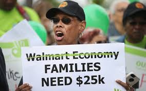 where will be more crowded on black friday walmart or target walmart workers launch black friday protest al jazeera america