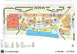 shopping mall floor plan design galaxay mall tvsdesign archdaily