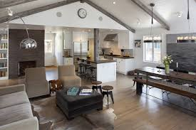 Open Concept Kitchen Floor Plans Astounding Open Concept Kitchen Dining Room Floor Plans 70 On