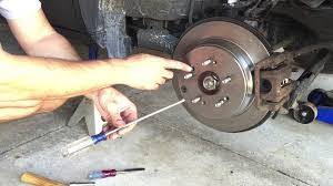 honda crv brake how to change rear brakes 2009 honda crv