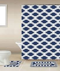 Navy Blue Bathroom Accessories by 15pc Multicolor Butterfly Bathroom Set Printed Banded Rubber