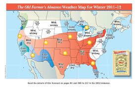 Usa Weather Map Millennium Ark News