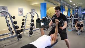 Blind Fitness Exercising Blind Faith On Vimeo