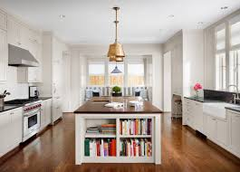 kitchen island with open shelves 18 neat ergonomic kitchen islands designs featuring open shelving