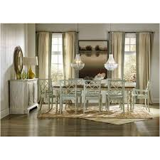 Hooker Dining Tables by 5325 75200 Hooker Furniture Sunset Point Hatters White