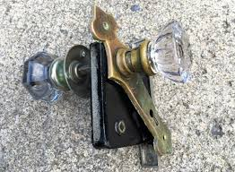 glass antique door knobs vintage doorknob brass door knob crystal door knob glass door knob