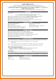 Achievements In Resume Examples For Freshers Resume For Mechanical Engineer Fresher Pdf Resume For Your Job