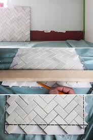 Installing Tile Backsplash How To Install A Kitchen Tile Backsplash Ehow