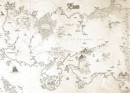 Map Of Essos Asoiaf Speculative World Map Essos Full By Lucas Reiner On
