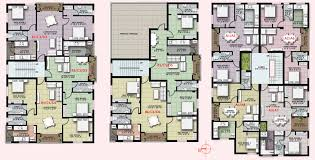 Residential Plan Gokulam By Southern Builders 1 2 Bhk Residential Apartments