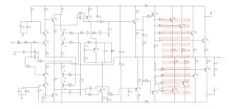 subwoofer power amplifier for home theater 2800w high power amplifier circuit updated electronic circuit