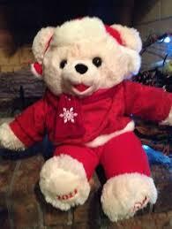 stuffed teddy bears walmart com 2013snowflake teddy bear dan dee black coat plush stuffed