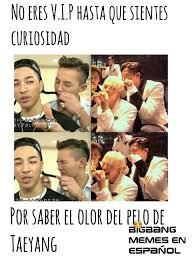 Memes En Espaã Ol Para Facebook - jajajaja a que olerá para que yidi ponga bigbang kpop memes