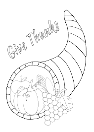 free thanksgiving coloring cards educational printables