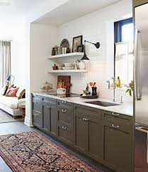 Benjamin Moore Paint For Cabinets Kitchen Beautiful Dark Green Painted Kitchen Cabinets