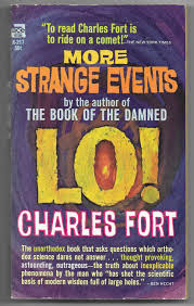 lo by charles fort first edition abebooks