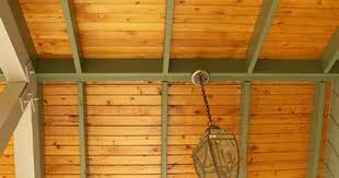 porch ceiling wood colors ceiling and beams