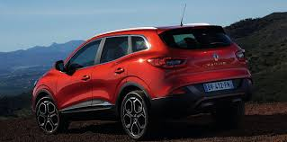 renault kadjar automatic interior renault kadjar suv unveiled photos 1 of 19