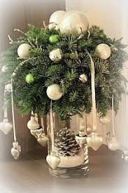 christmas flowers jul pinterest tall vase centerpieces vase