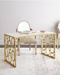 gold and white writing desk memorial day shopping deals on emiko writing desk white gold
